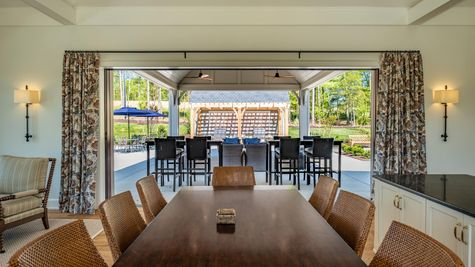 The Conservatory - Indoor/Outdoor Entertaining
