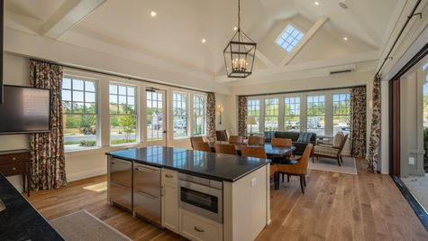 The Conservatory - Indoor Entertaining