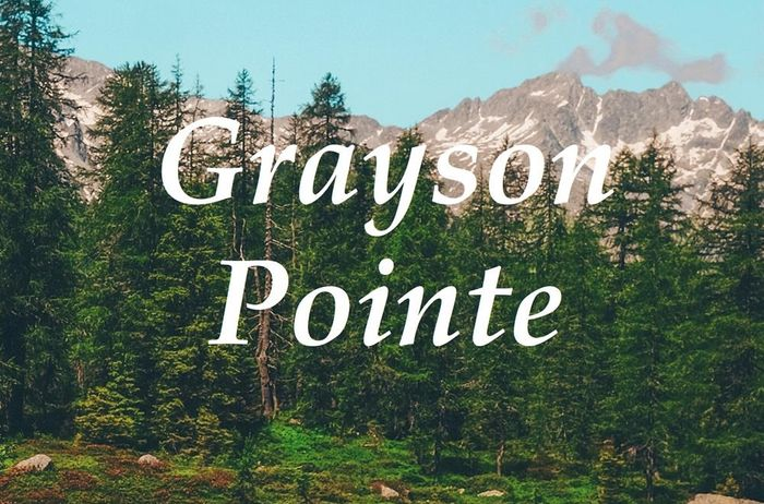 Grayson Pointe