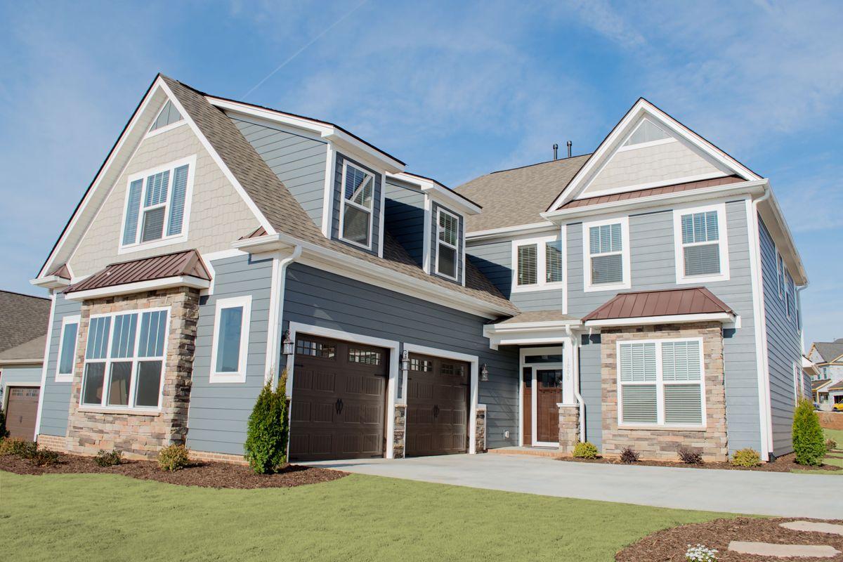 Home Builders In Greenville Spartanburg County Sk Builders