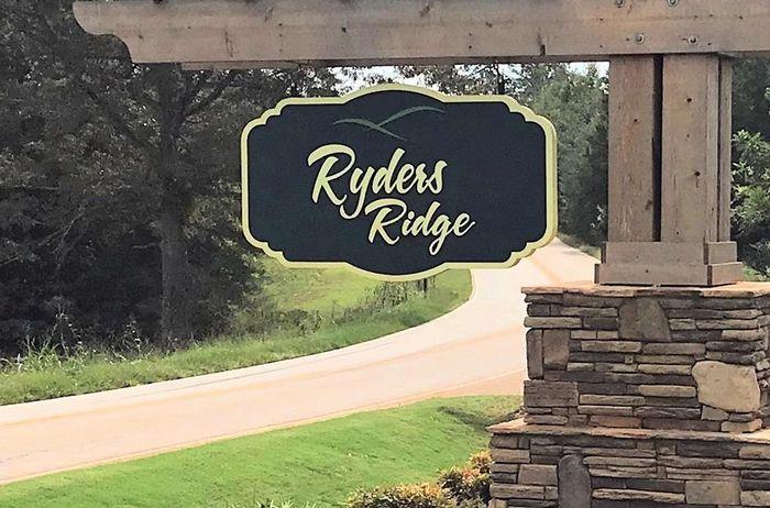 Ryder's Ridge