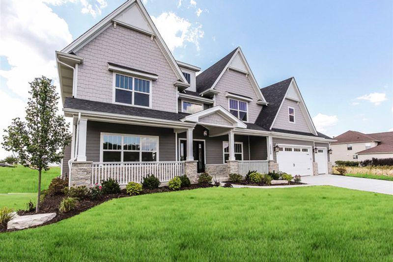 Visit our model homes in the town of Lemont, IL