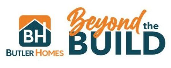 Butler Homes, Beyond the Build Logo