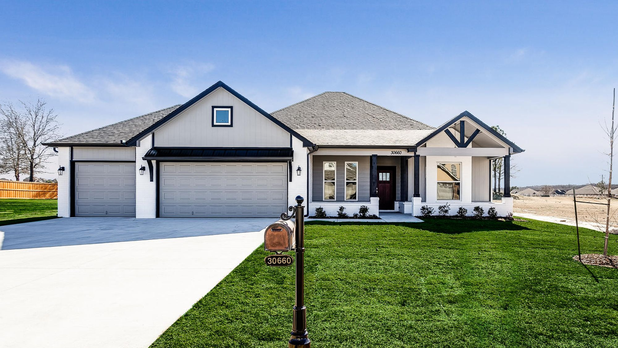 Sample Home in Emerald Falls - The Madison U