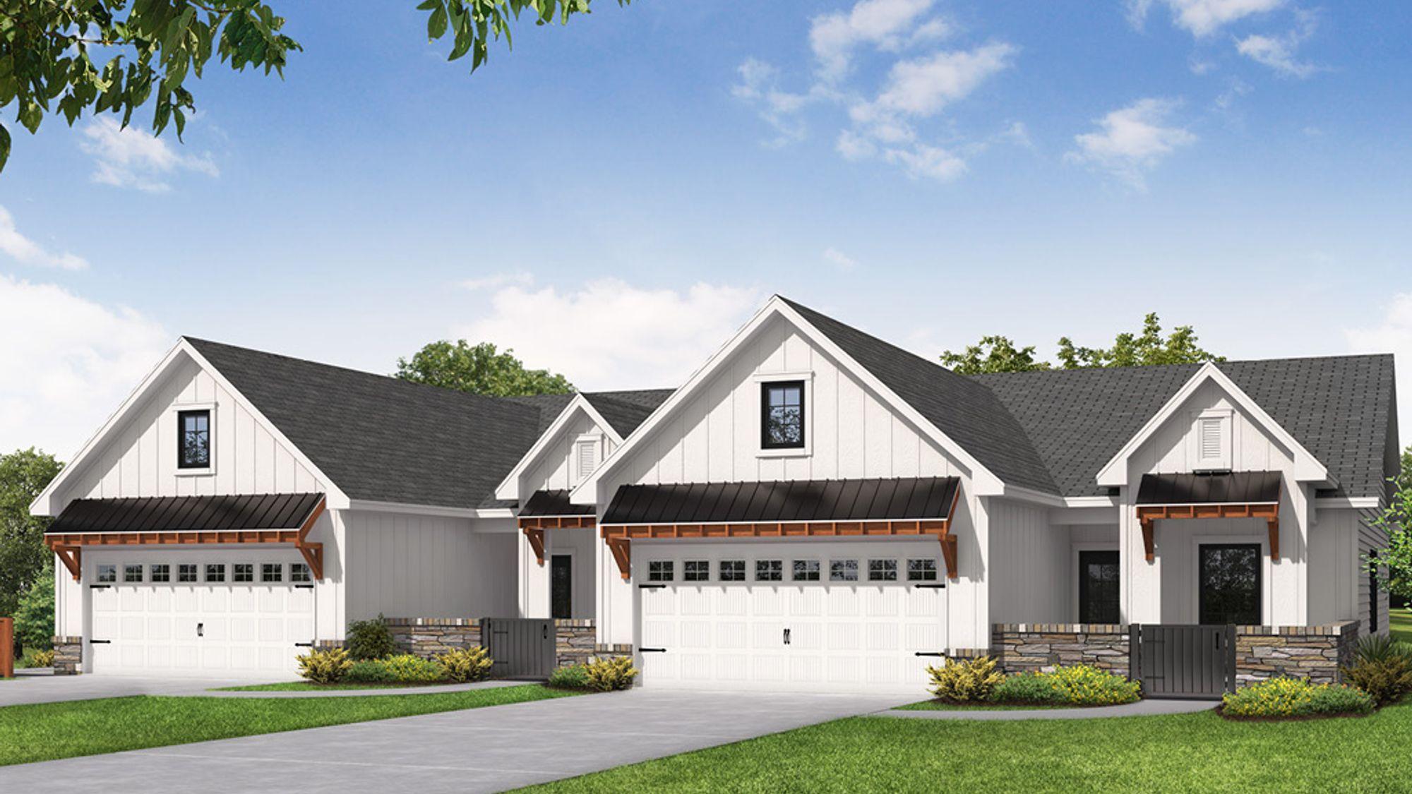 patio home duplex