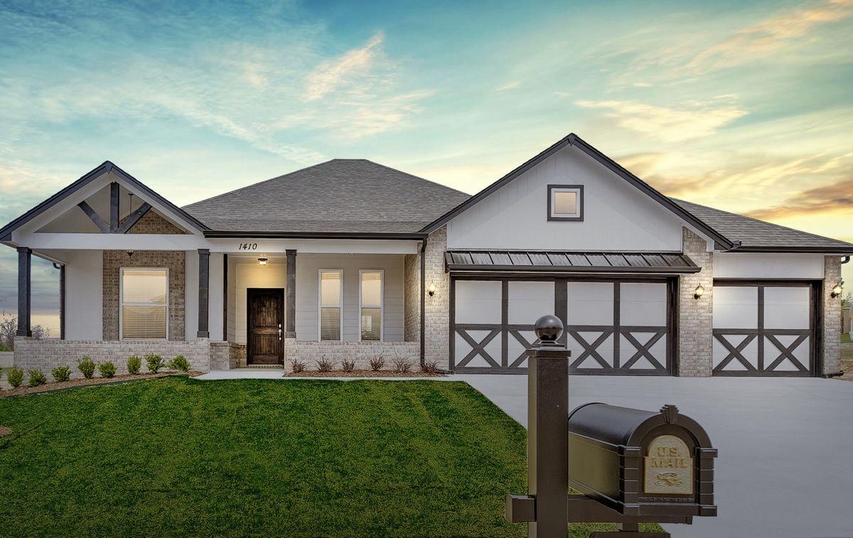 New Construction Homes Tulsa Ok Capital Homes