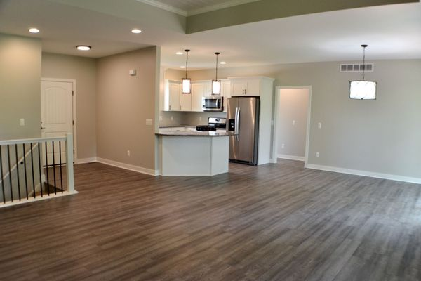 Durable plank flooring
