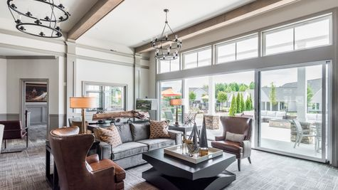 Barley Woods 55+ Clubhouse Amenity
