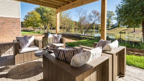 covered patio outdoor living