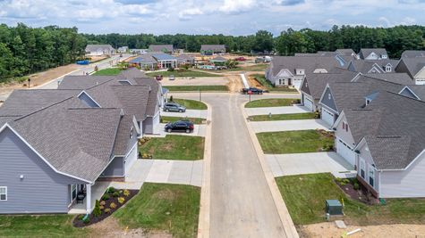 Barley Woods 55+ Cornerstone Homes