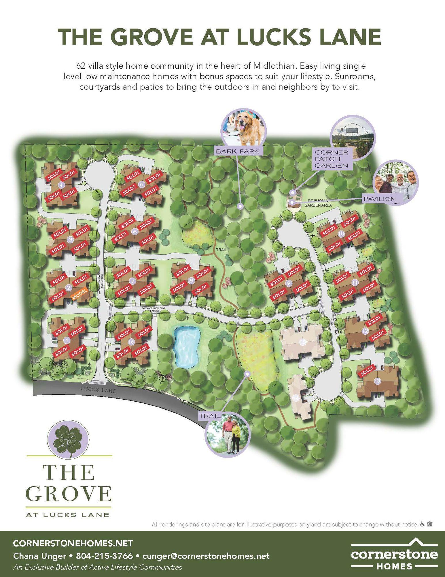 The Grove at Lucks Lane
