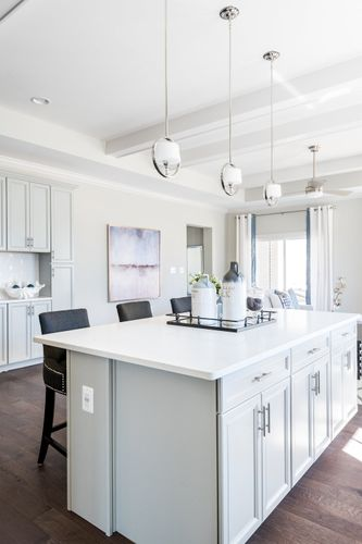 The Washington large kitchen island barstools white cornerstone homes