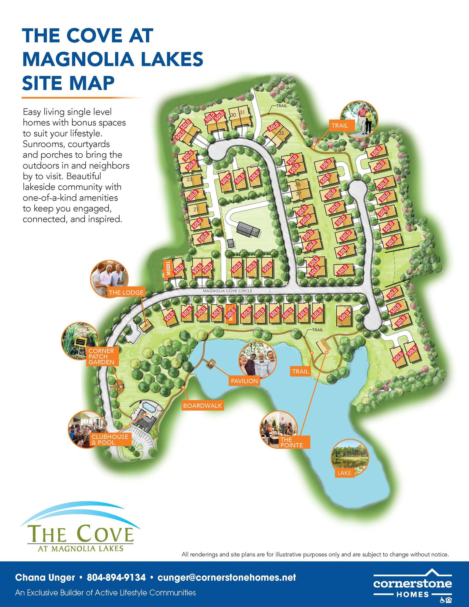 The Cove at Magnolia Lakes