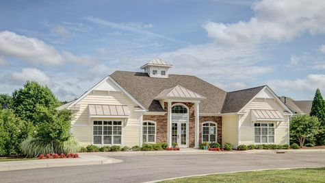 Cove Magnolia Lakes Clubhouse 55+ Cornerstone Homes