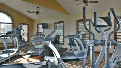 Cove 55+ Magnolia Lakes Fitness Center Clubhouse Amenity