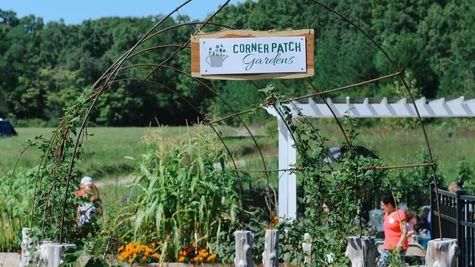 Cove 55+ Community Gardens