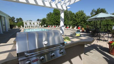 Cove Magnolia Lakes Clubhouse Pool Grill 55+
