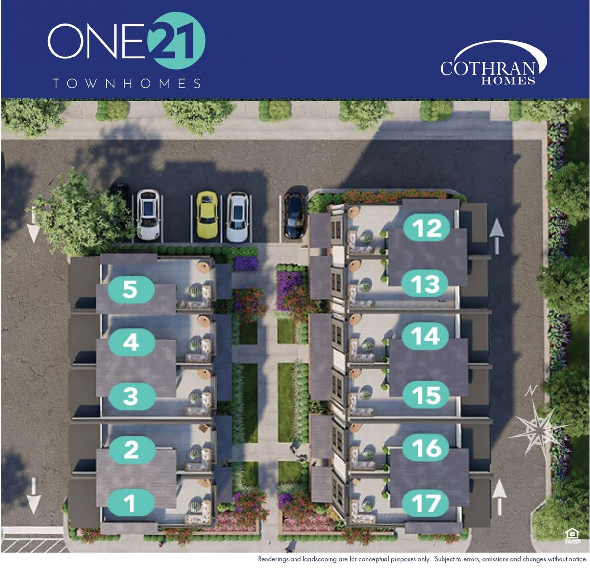 One21 Townhomes