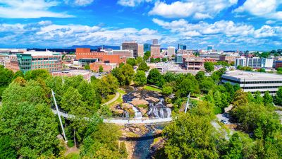 what to do in greenville sc