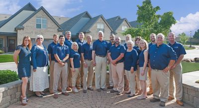 cothran homes construction team