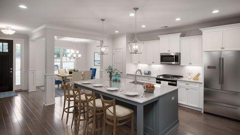 Morgan Kitchen-Dining Room