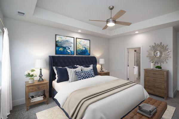 Morgan Owners Bedroom