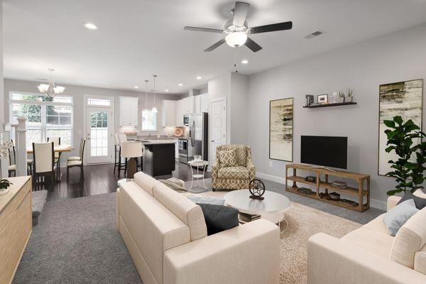 Carson Living Room
