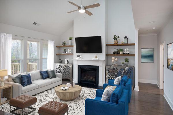 Morgan Living Room