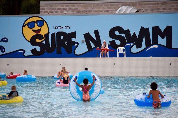 Surf Swim 2016