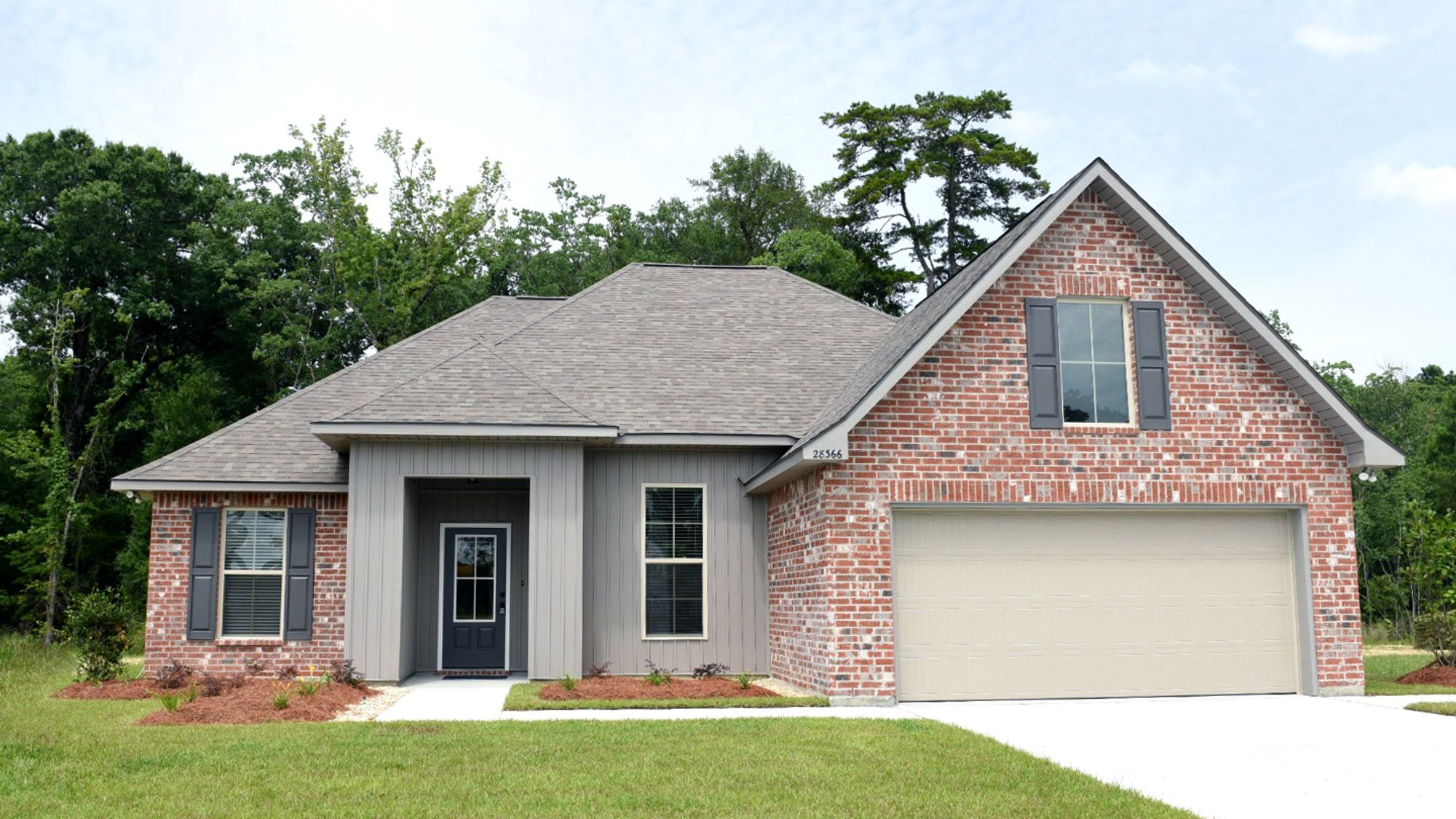 DSLD Model Home- Gray's Creek Community - DSLD Homes - Denham Springs