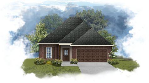 Durban III B - Open Floor Plan - DSLD Homes
