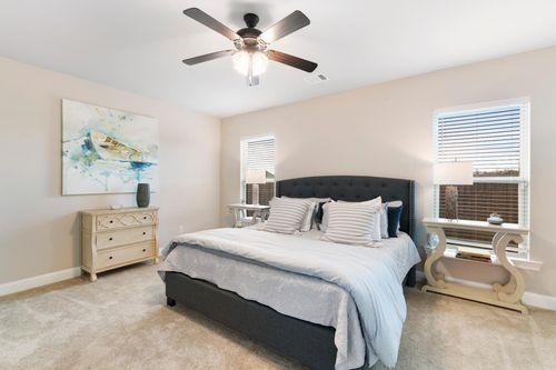 Briar's Cove Model Home - DSLD Homes - Azalea III A - Lafayette, LA