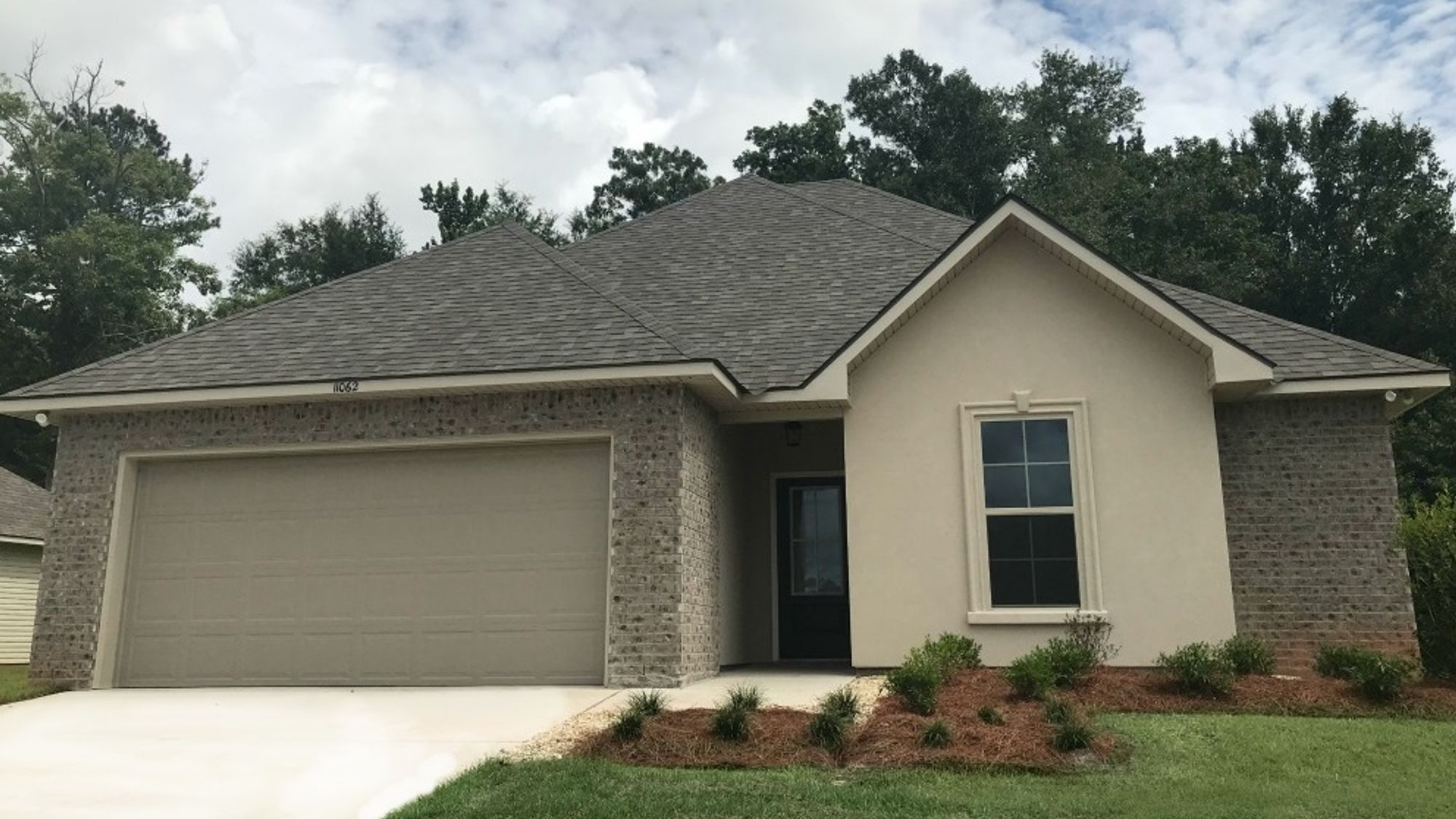 Bridgewater III A Front - Regency Estates Community - DSLD Homes - Hammond