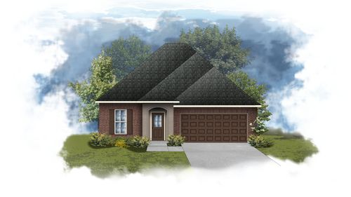 Dogwood III C - Open Floor Plan - DSLD Homes
