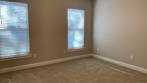 Lafayette Place Model Home- Alabama- DSLD Homes- Master Bedroom Suite