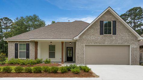 Arbor Walk- Denham Springs- Louisiana- DSLD Homes - Exterior