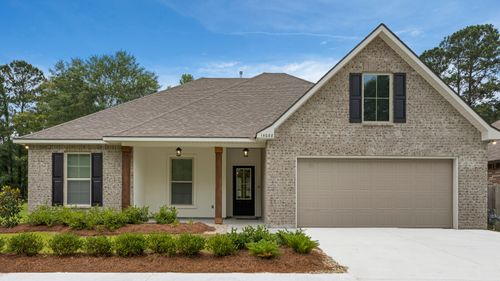 Arbor Walk- Denham Springs- Louisiana- DSLD Homes - Exterior