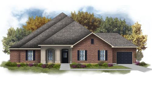 Fillmore III C - Open Floor Plan - DSLD Homes