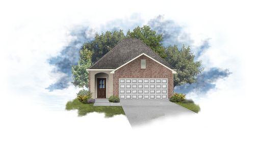 Verwood II B - Open Floor Plan - DSLD Homes
