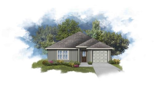DSLD Homes - The Cove - Lafayette, LA - Garland III G