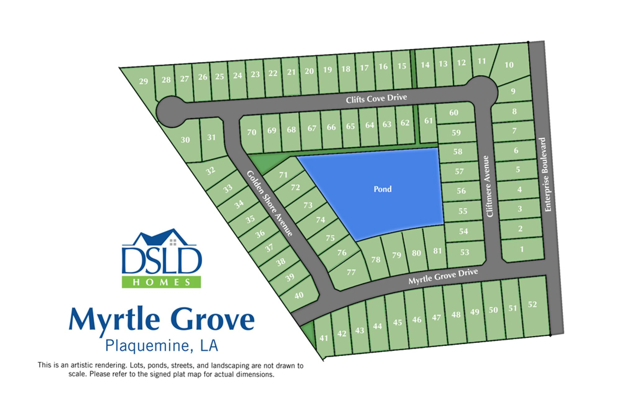 Myrtle Grove