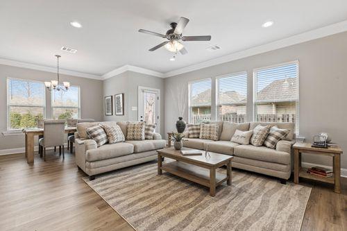 DSLD Homes - The Cottages at University Villas - Baton Rouge, LA - Boyd I A