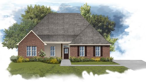 Calvert IV A - Open Floor Plan - DSLD Homes