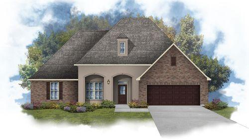 Johnson III A - Open Floor Plan - DSLD Homes