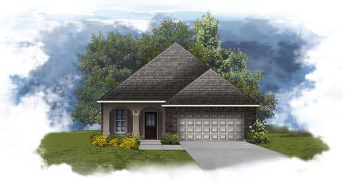 Frazier IV A - Floor Plan - DSLD Homes