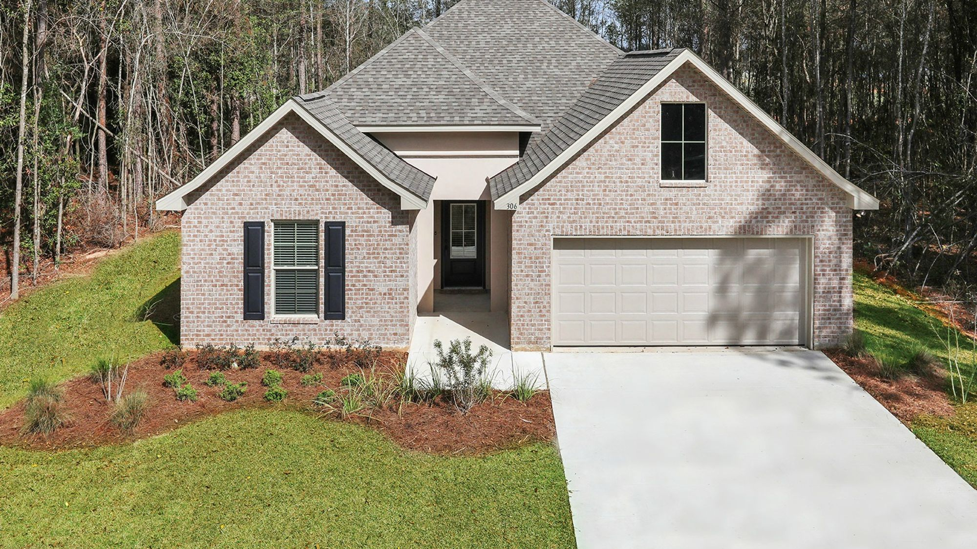 DSLD Homes - Briarpatch - Huntsville, AL - Norwood II B Floorplan - Exterior Image