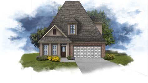 Collier III B - Open Floor Plan - DSLD Homes