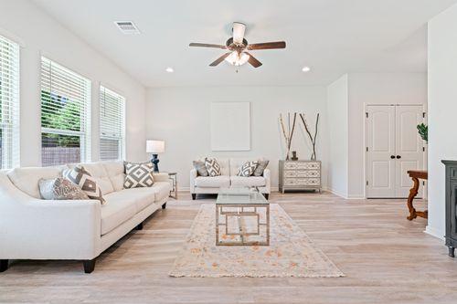 Arbor Walk Model Home - DSLD Homes - Denham Springs, LA - Ripley IV A Floor Plan