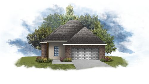 Derose III B - Open Floor Plan - DSLD Homes
