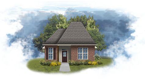 Gibbs II G - open floor plan - DSLD Homes